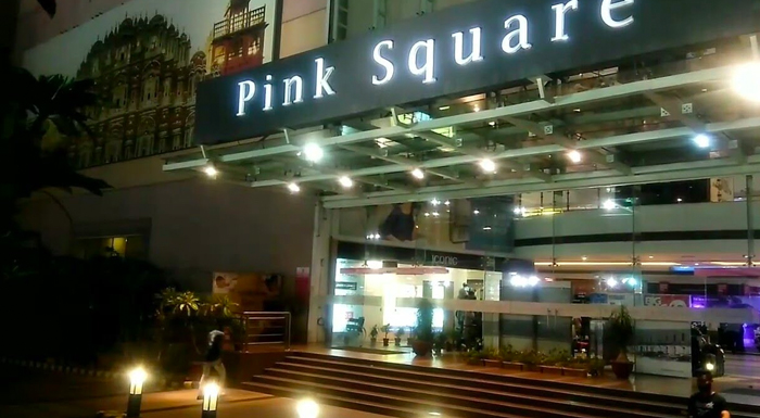 Pink Square1